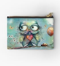 little wood owl Studio Pouch
