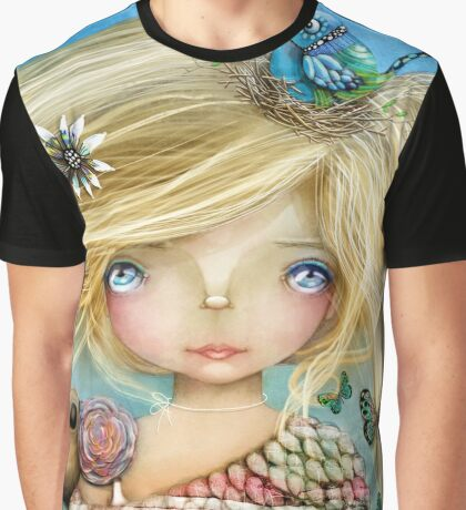 Nature Girl Graphic T-Shirt