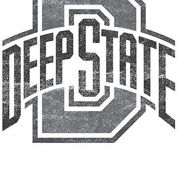 Deep State (Worn) by DeplorableLib