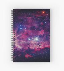 Cuaderno de espiral Galaxia
