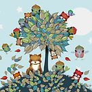 The Friendship Tree by Karin Taylor