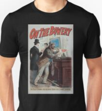 Performing Arts Posters On the Bowery 0716 Unisex T-Shirt
