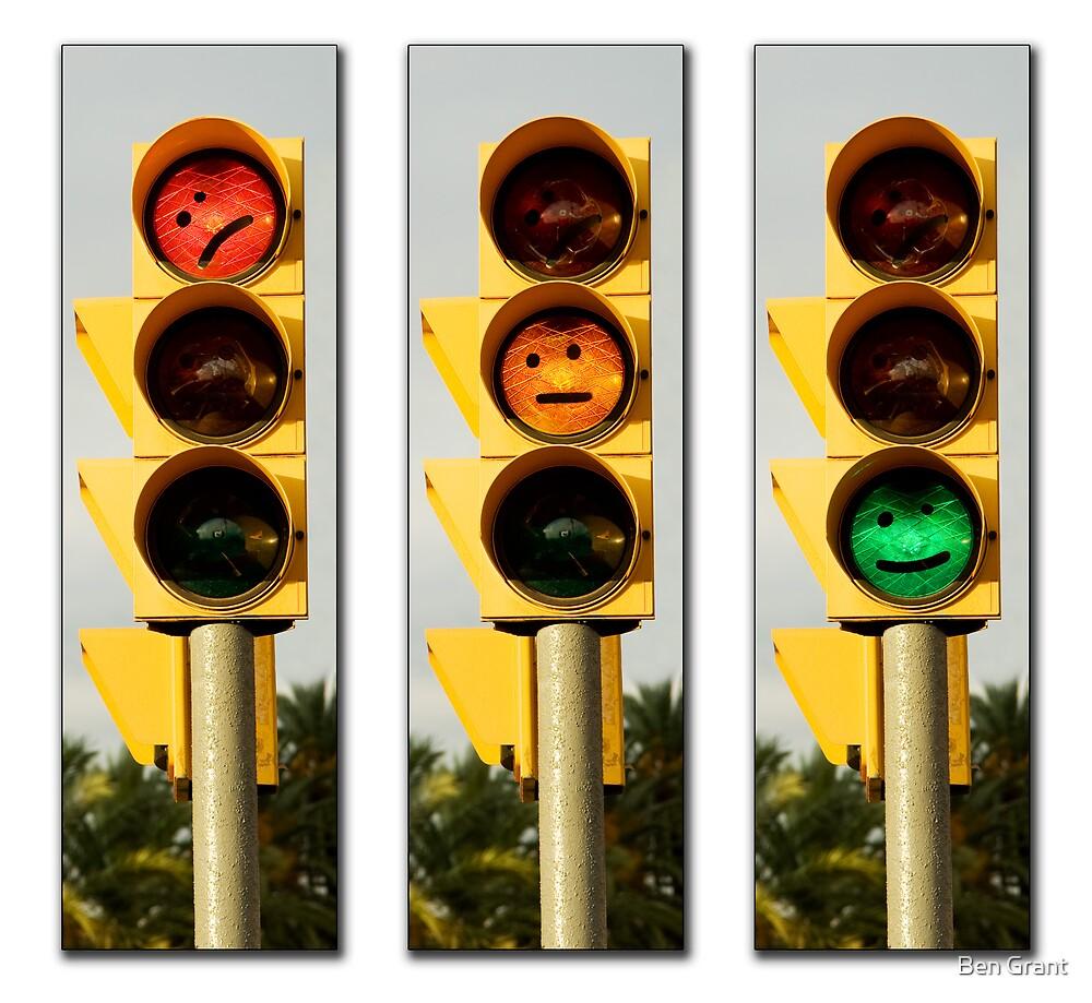 Stop, Wait, Go! by Ben Grant