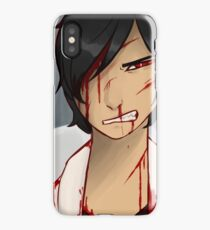 Aaron the Ultima iPhone Case/Skin