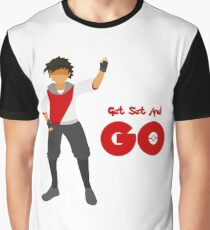 Get Set And Go (Male) Graphic T-Shirt