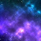 Interstellar Galaxy by Jason Scott
