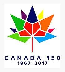 CANADA 150 Photographic Print