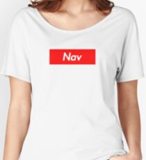 NAV (Supreme) Women's Relaxed Fit T-Shirt