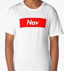 NAV (Supreme) Long T-Shirt