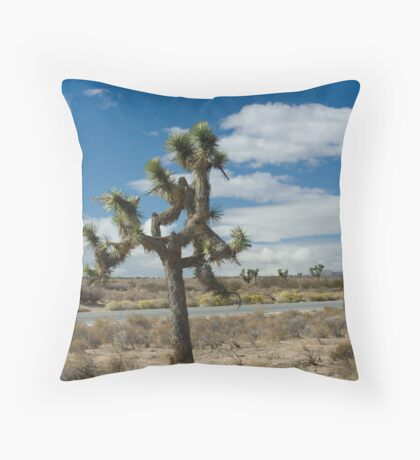 Oak Creek Canyon 2 Throw Pillow