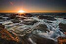 Merino Rocks Sunset by KathyT
