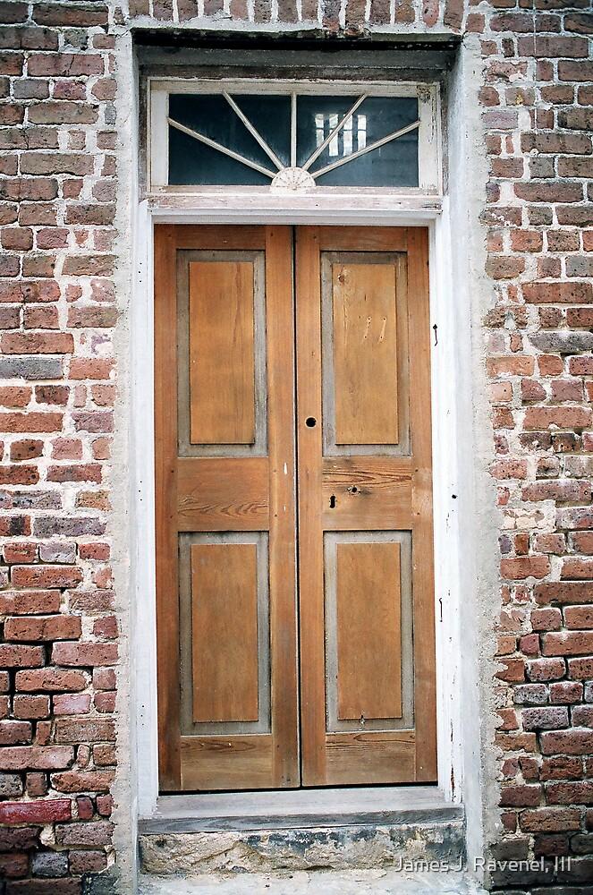 Door-1 by James J. Ravenel, III