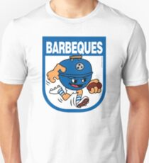 AFL BBQ Series - North Melbourne Barbeques Unisex T-Shirt