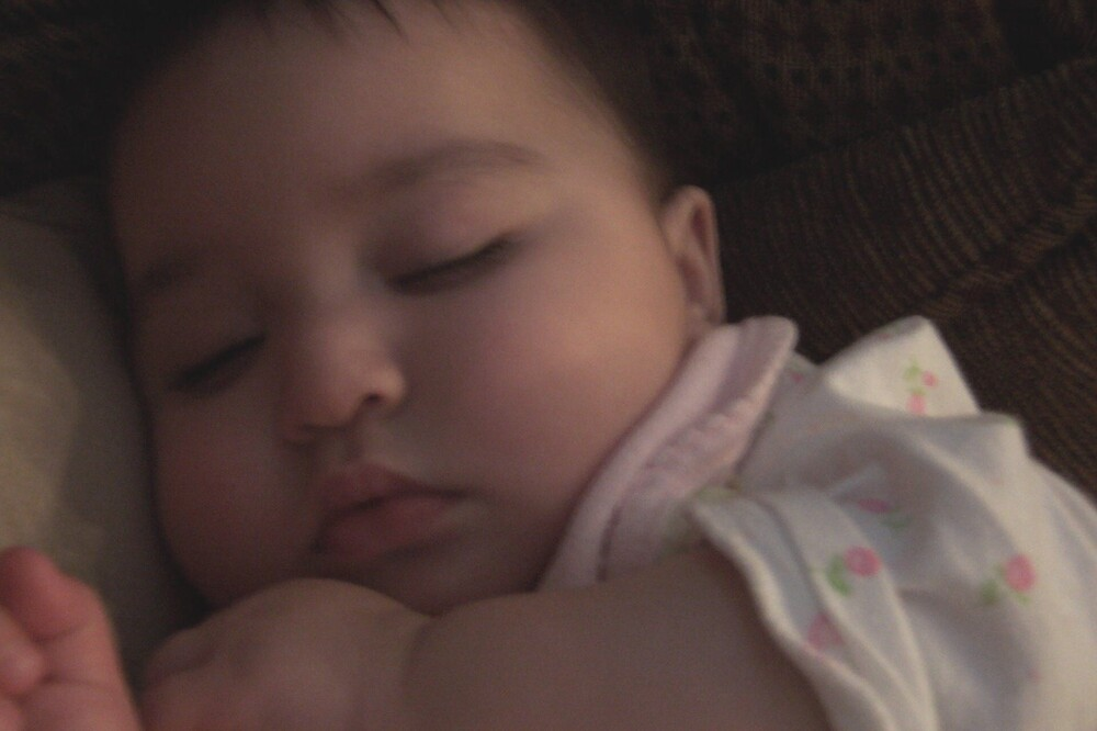 Baby Katelyn Leilani at rest by gdcalhau