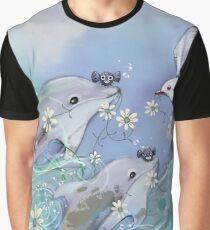 Dolphin Gifts Graphic T-Shirt