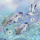 Dolphin Gifts by Karin Taylor