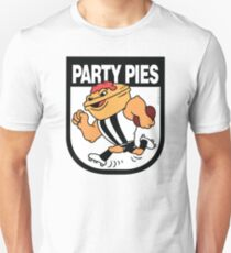 AFL BBQ Series - Collingwood Party Pies T-Shirt