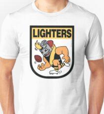 AFL BBQ Series - Richmond Lighters Unisex T-Shirt