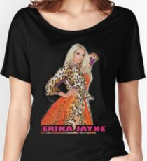 ERIKA JAYNE Women's Relaxed Fit T-Shirt