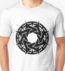 Black Rose Slim Fit T-Shirt