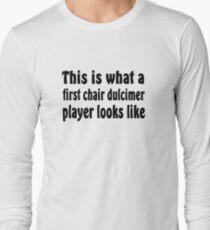 Dulcimer  Long Sleeve T-Shirt