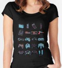 Gaming Legacy Women's Fitted Scoop T-Shirt