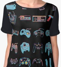 Gaming Legacy Chiffon Top