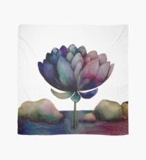 rainbow lotus flower Scarf