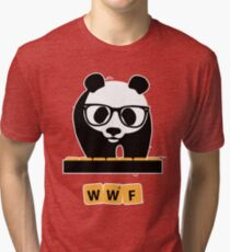 Pandas With Friends Tri-blend T-Shirt