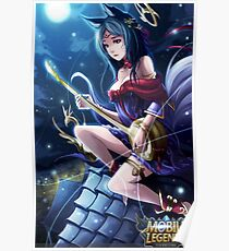 Mobile Legend Anime Posters | Redbubble