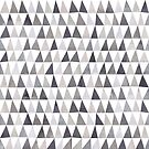 Muted Triangles Imperfect Geometry by Nic Squirrell
