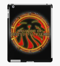 Wizards of Lions iPad Case/Skin