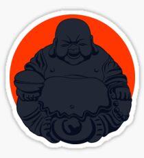 Dark Budai Sticker