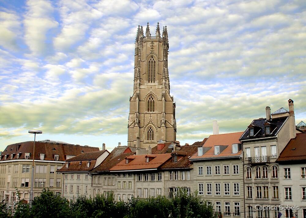 Quot La Cath 233 Drale Saint Nicolas De Fribourg Quot By Caprice