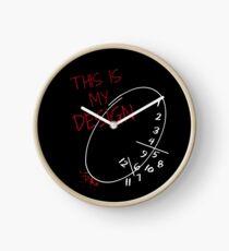 Reloj Este es mi diseño.