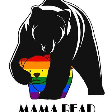 Mama Bear 2 by SaraSuke