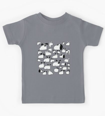 Many Dogs Kids Clothes
