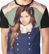 TWICE Sana - Signal Typography Graphic T-Shirt