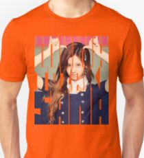 TWICE Sana - Signal Typography Unisex T-Shirt
