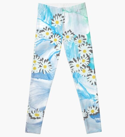 Rainbow Flower #RBSTAYCAY Leggings