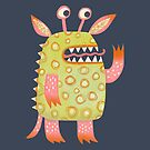Monster Rufus by Nic Squirrell