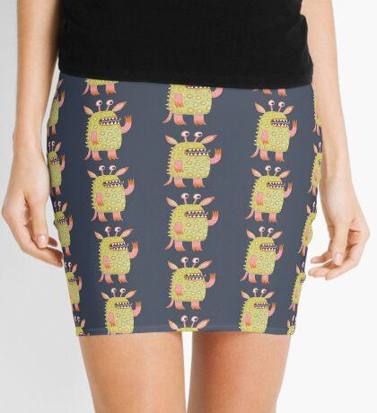 Monster Rufus Mini Skirt