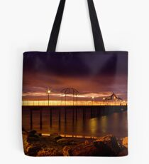 Brighton Sunset Tote Bag