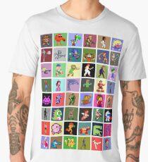 Pixel Heroes Men's Premium T-Shirt
