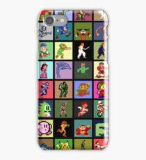 Pixel Heroes iPhone Case/Skin