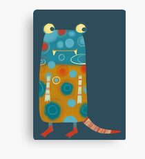 Monster Esme Canvas Print