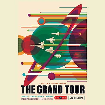 The Grand Tour - NASA by lucatonii