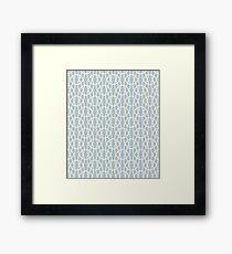 Knit Framed Print