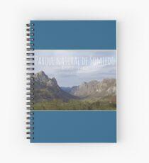Parque natural de Somiedo, Asturias, España Spiral Notebook
