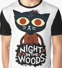 night in the woods Graphic T-Shirt